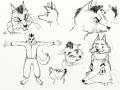 JumpAndRun_Character Design_Wolf2