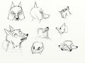 JumpAndRun_Character Design_Wolf