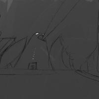 Aufzug_scribble